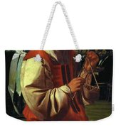 The Triangle Player Weekender Tote Bag