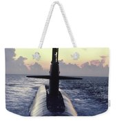 The Trident Nuclear Submarine, Ohio Weekender Tote Bag