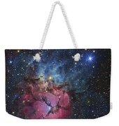 The Trifid Nebula Weekender Tote Bag