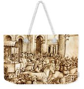The Triumph And Vespasian De Titus 1500 Weekender Tote Bag