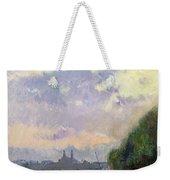The Trocadero Weekender Tote Bag by Albert Charles Lebourg