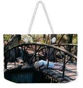 The Troll Under The Bridge Weekender Tote Bag