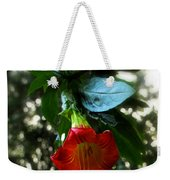 The Trumpet Sounded Weekender Tote Bag