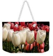 The Tulip Bloom Weekender Tote Bag