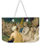 The Turkish Bath, Detail Weekender Tote Bag