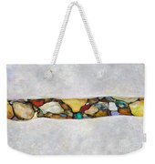 The Turquoise Stone Weekender Tote Bag
