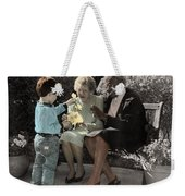 The Twelve Gifts Of Birth - Beauty 1 Weekender Tote Bag
