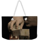 The Twelve Gifts Of Birth - Final Image Weekender Tote Bag