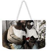 The Twelve Gifts Of Birth - Love 1 Weekender Tote Bag