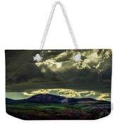 The Twisted Sky Weekender Tote Bag