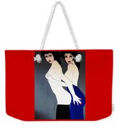 The Two Of Us Weekender Tote Bag