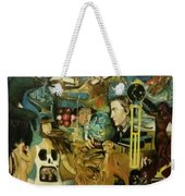 The Ubiquity Of Theotokos Weekender Tote Bag