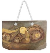 The Un-ripened Weekender Tote Bag