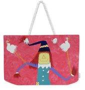 The Un-scaredcrow By Ken Tesoriere Weekender Tote Bag
