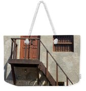 The Underground Weekender Tote Bag