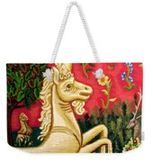 The Unicorn Weekender Tote Bag