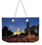 The United States Capitol, Washington Weekender Tote Bag