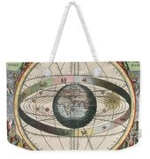 The Universe Of Ptolemy Harmonia Weekender Tote Bag by Science Source