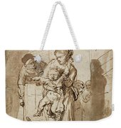 The Unruly Child Weekender Tote Bag