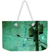 The Urban Crow Weekender Tote Bag