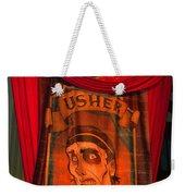 The Usher Hhn 25 Weekender Tote Bag