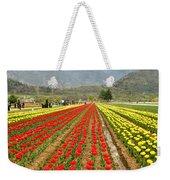 The Valley Blooms Weekender Tote Bag