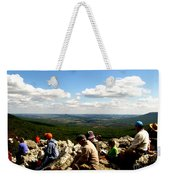 The Valley Down Below Weekender Tote Bag