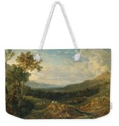 The Valley Of The Clyde Weekender Tote Bag