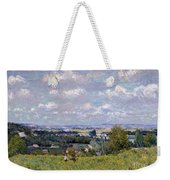 The Valley Of The Seine At Saint Cloud Weekender Tote Bag