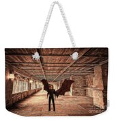 The Vampire Abode Weekender Tote Bag