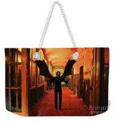 The Vampire Beckons Weekender Tote Bag