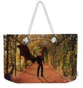 The Vampire In The Garden Weekender Tote Bag