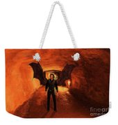 The Vampire Weekender Tote Bag