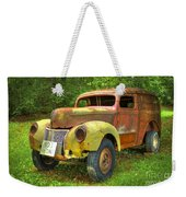 The Van Too Weekender Tote Bag