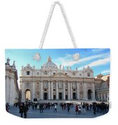 The Vatican Weekender Tote Bag