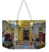 The Vatican Museum In The Vatican City Weekender Tote Bag