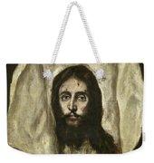 The Veil Of Saint Veronica Weekender Tote Bag