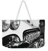 The Vette That Growled Weekender Tote Bag