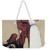 The Victors Prize, 1905 Weekender Tote Bag