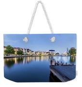The View At Day's End  Weekender Tote Bag