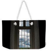 The View Form Within-color. Weekender Tote Bag