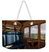 The View From Marion Station Weekender Tote Bag