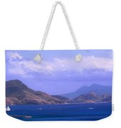 The View From Marshalls Weekender Tote Bag