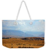 The View From Red Gulch Weekender Tote Bag