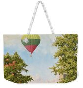 The View From The Window Weekender Tote Bag