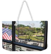 The View - Jackson Square Weekender Tote Bag