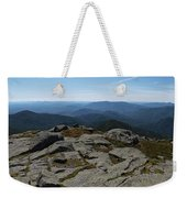 The View North From Mt. Marcy Weekender Tote Bag