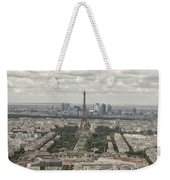 The View Of The Tower Weekender Tote Bag