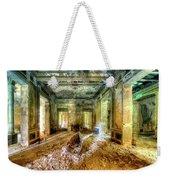 The Villa Of The Boat In The Antique Salon - La Villa Della Barca Nell'antico Salone Weekender Tote Bag