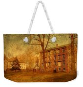 The Village - Allaire State Park Weekender Tote Bag